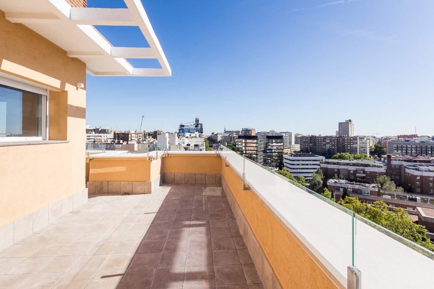 Madrid  - Penthouse 2 Cuartos 2 Habitaciones - picture 18