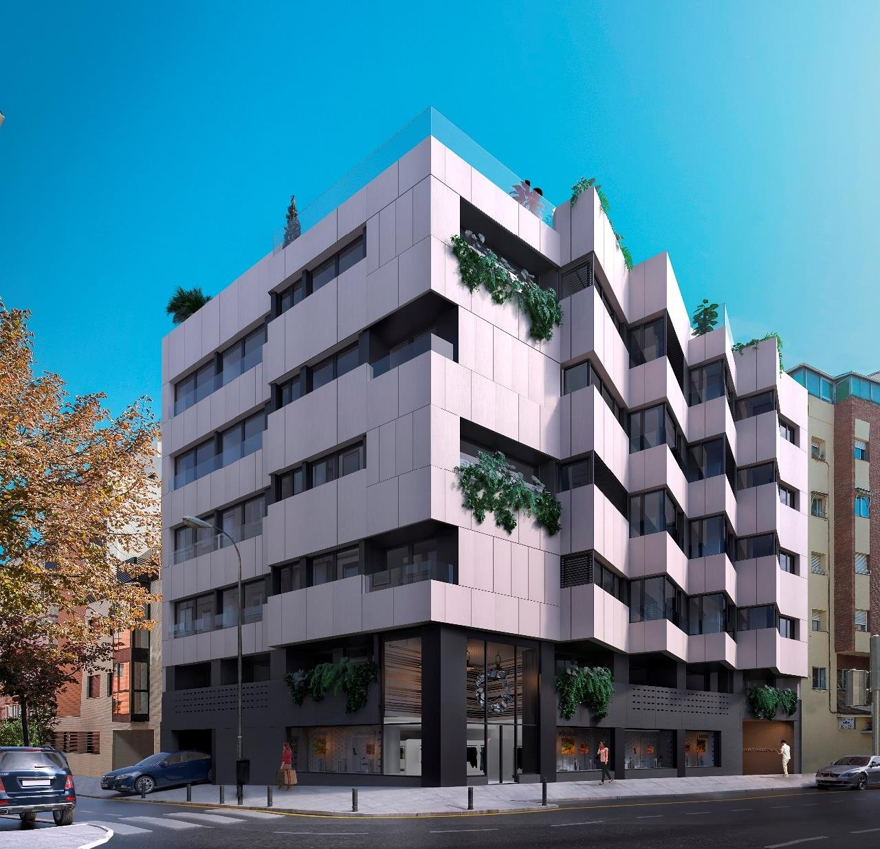 Madrid  - Apartment 1 Bedroom - picture 1