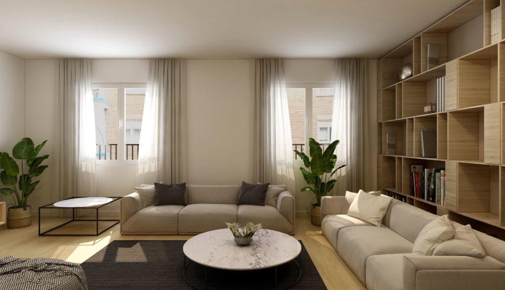 Madrid  - Piso 4 Cuartos 4 Habitaciones - picture 1