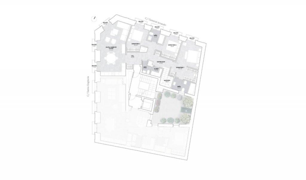 Madrid  - Duplex 4 Pièces 3 Chambres - picture 8