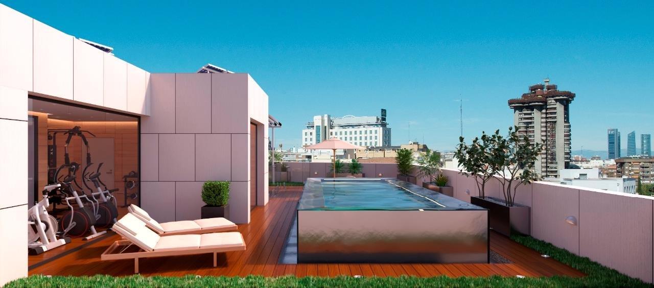 Madrid  - Piso 2 Cuartos 2 Habitaciones - picture 1
