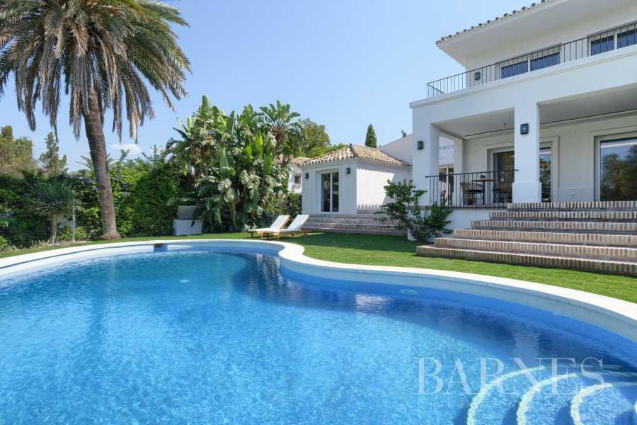 Guadalmina  - Villa 15 Cuartos 4 Habitaciones