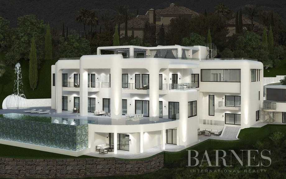 Benahavís  - Villa 25 Cuartos 10 Habitaciones
