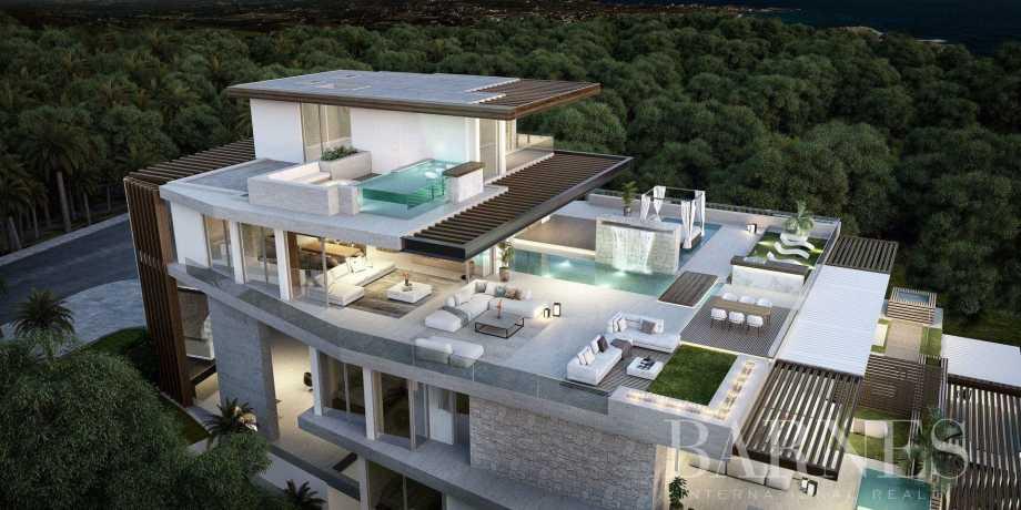 Appartements haut de gamme en bord de mer : Playa Del Cristo Estepona