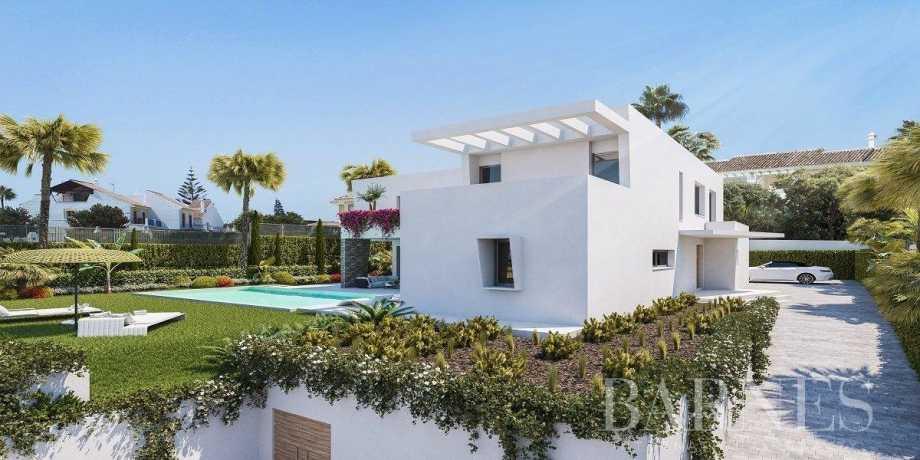 Nouveau Projet de 3 villas Modernes à Atalaya - Estepona Estepona