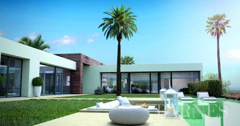 Modern Luxury Villa in Los Monteros Los Monteros