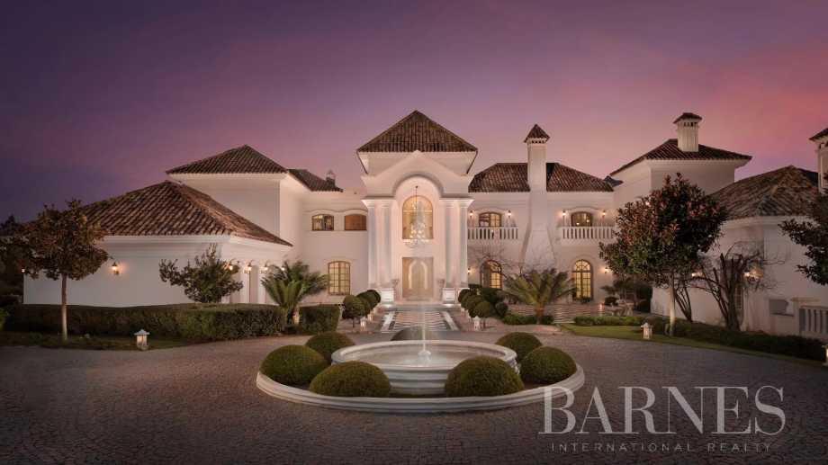 Benahavís  - Villa 35 Cuartos 8 Habitaciones