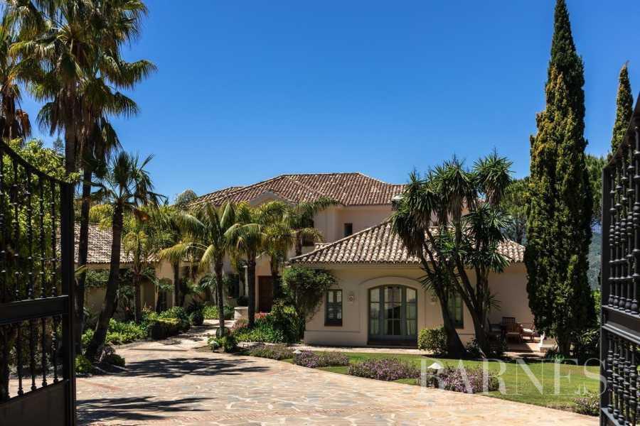 Benahavís  - Villa 25 Cuartos 5 Habitaciones