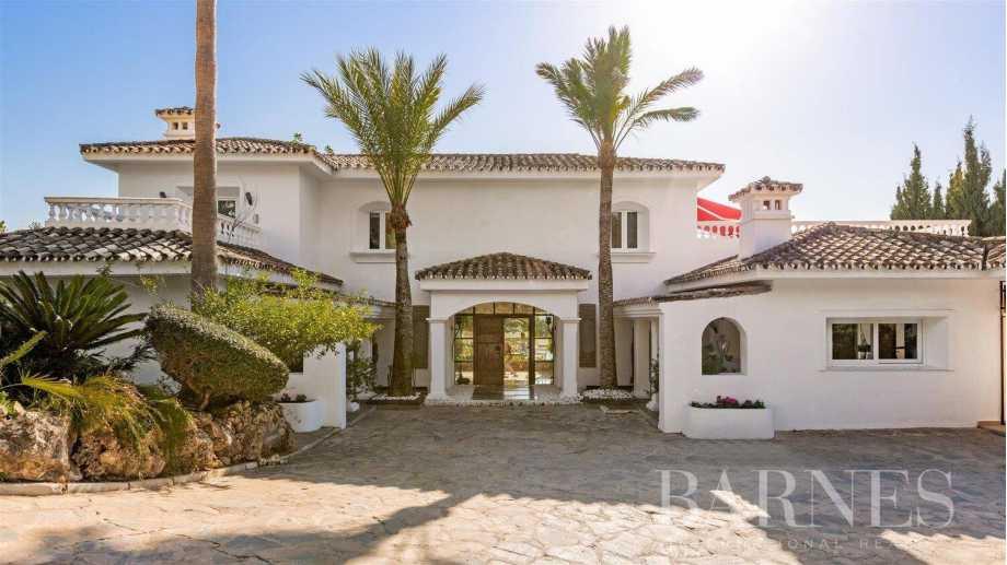 Benahavís  - Villa 20 Cuartos 10 Habitaciones