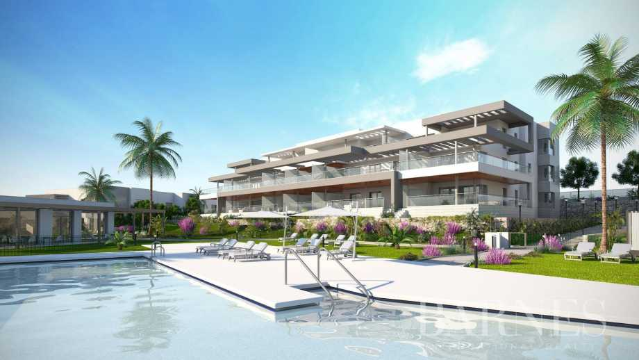 New construction in Valle Romano Estepona