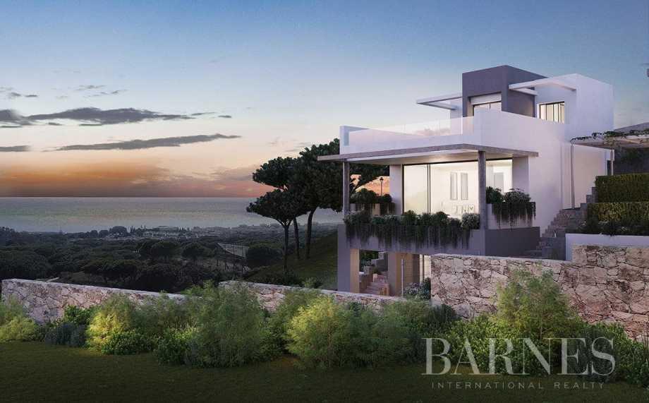 25 maisons avec vue sur la Méditerranée Marbella