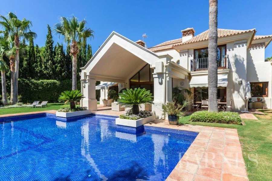 Marbella  - Villa 16 Pièces 5 Chambres