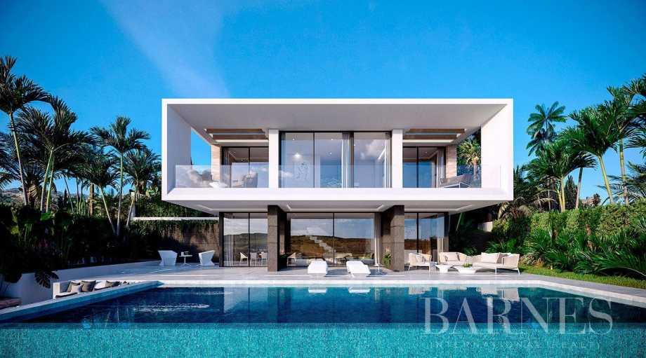 Villas élégantes et modernes dans la Vallée Romano Estepona