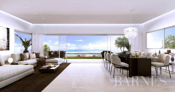 Luxury villas view the golf course and the sea Mijas Costa  -  ref 3635523 (picture 3)