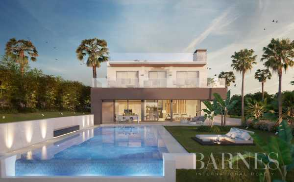 Exclusive residential area in the Golf Valley of Nueva Andalucía Marbella  -  ref 3783770 (picture 1)
