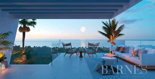 Villas de luxe avec vue sur le Golf et la mer Mijas Costa  -  ref 3635523 (picture 2)