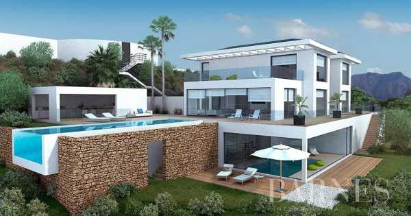 Beautiful project of modern Villa in la Zagaleta Benahavís  -  ref 4357791 (picture 1)