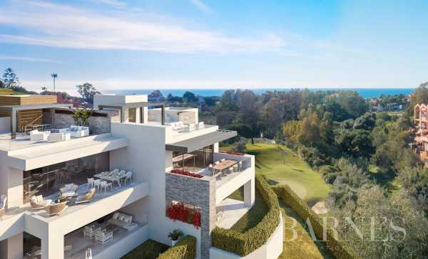 2, 3 & 4 bedroom apartments - Marbella Marbella  -  ref 3887493 (picture 3)