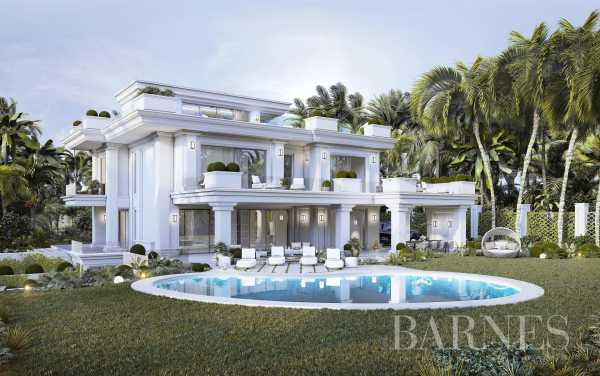 Villas modernes situées à Golden Mile Marbella  -  ref 5661155 (picture 1)