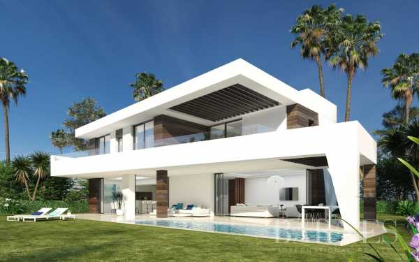 Villas independientes junto al Club de Golf La Resina Estepona  -  ref 3889161 (picture 2)