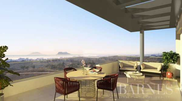 1, 2, 3 & 4 bedroom apartments - Estepona Casares  -  ref 3887584 (picture 1)