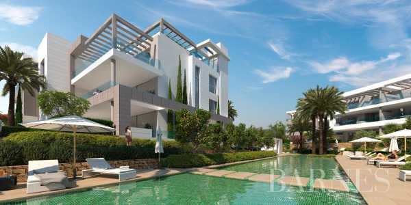 2 or 3 rooms Apartments with Modern style and luxury in a beautiful setting Estepona  -  ref 3631408 (picture 1)