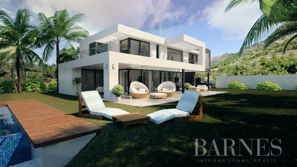 Luxury villas with panoramic sea view Mijas  -  ref 4342825 (picture 1)