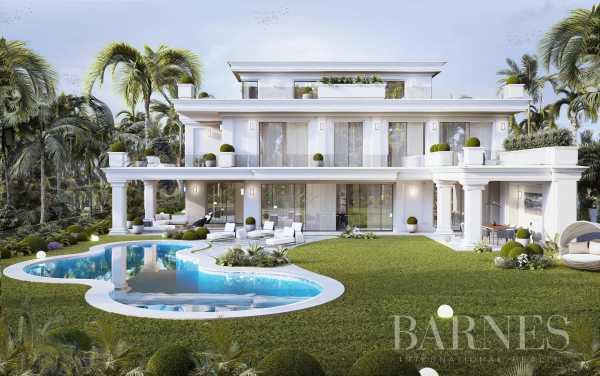 Villas modernes situées à Golden Mile Marbella  -  ref 5661155 (picture 2)