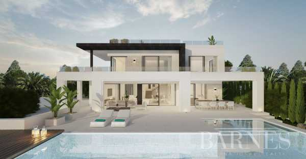 Luxury contemporary villa Marbesa  -  ref 4564158 (picture 1)