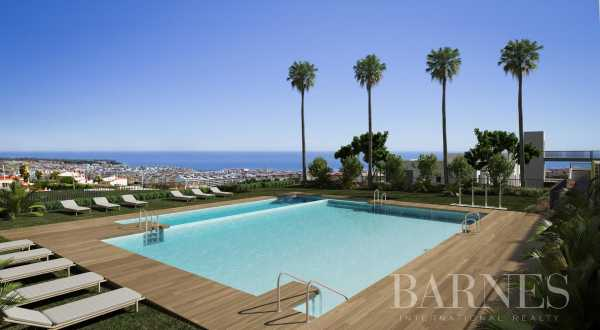 1, 2, 3 & 4 bedroom apartments - Estepona Casares  -  ref 3887584 (picture 2)