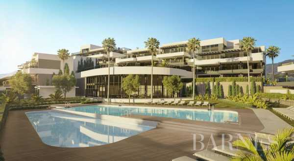 1, 2, 3 & 4 bedroom apartments - Estepona Casares  -  ref 3887584 (picture 3)