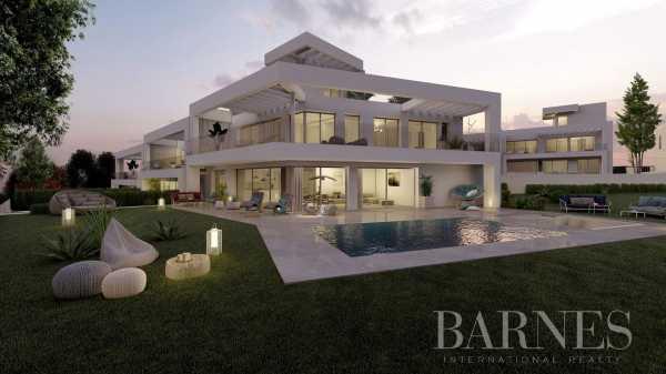 Villas spectaculaires en première ligne de golf San Roque  -  ref 4462642 (picture 2)