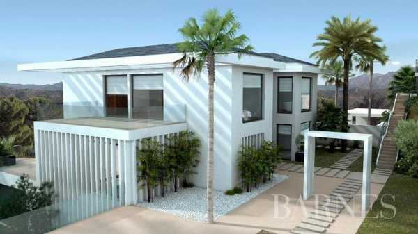 Beautiful project of modern Villa in la Zagaleta Benahavís  -  ref 4357791 (picture 2)