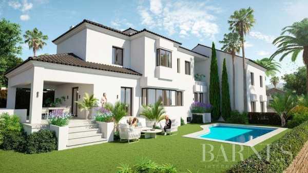 Superbe projet avec vue panoramique mer Marbella  -  ref 3764995 (picture 2)