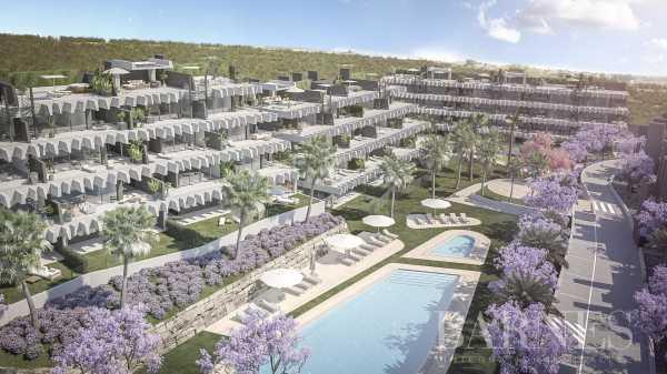 2 & 3 bedroom apartments - Estepona Estepona  -  ref 3889093 (picture 3)