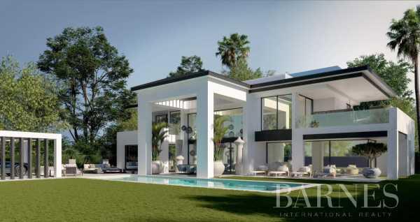 Splendide Villas à 50 mètres de la plage San Pedro de Alcántara  -  ref 4102288 (picture 3)