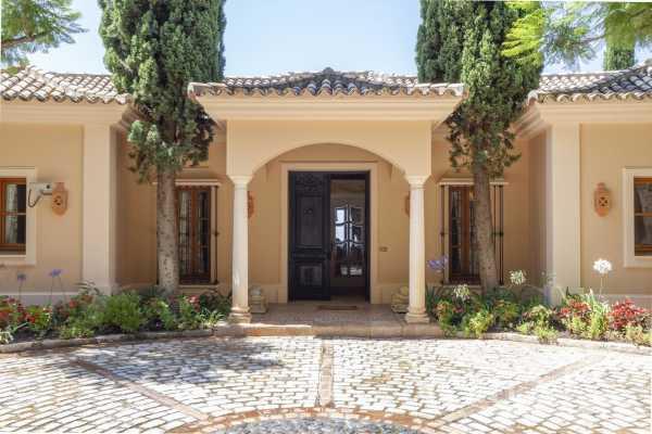 Villa Benahavís  -  ref 4035507 (picture 1)