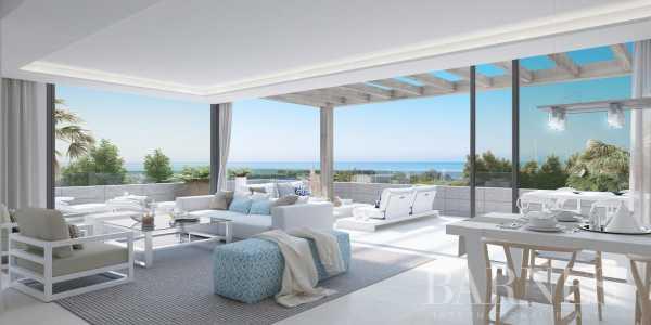 Appartements 2 ou 3 chambres de style Moderne et Luxueux Estepona  -  ref 3631408 (picture 2)