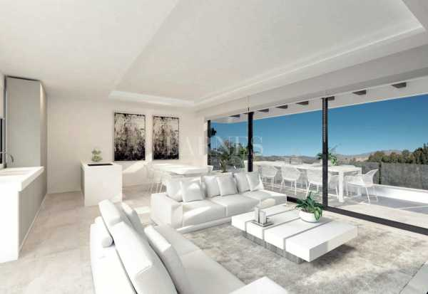 Villa contemporaine de luxe sur plan à Mijas Golf Mijas Costa  -  ref 3601663 (picture 3)