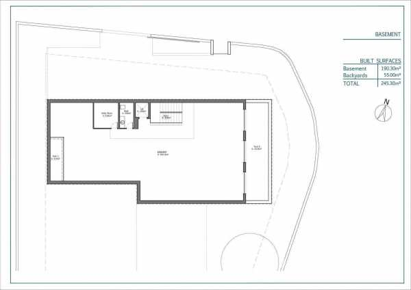 villas ubicadas en parcelas individuales en un número de ubicación privilegiada Marbella  -  ref 4243160 (picture 3)