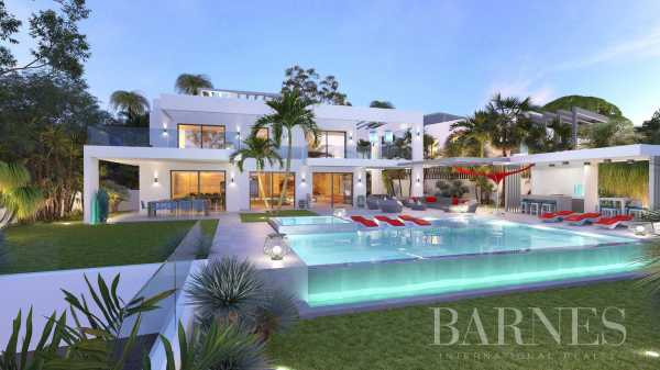 Fantastic villa on Marbesa beach Marbella  -  ref 4302651 (picture 1)