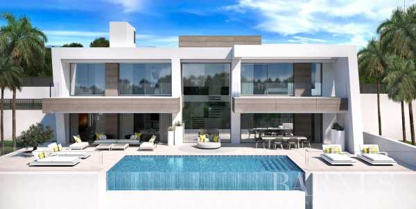 NEW DEVELOPMENT OF 5 LUXURY MODERN VILLAS IN EL PARAISO, ESTEPONA El Paraiso  -  ref 3623930 (picture 1)