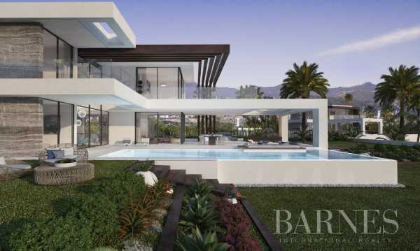 12 villas de luxe dans le New Golden Mile Estepona  -  ref 4027688 (picture 2)