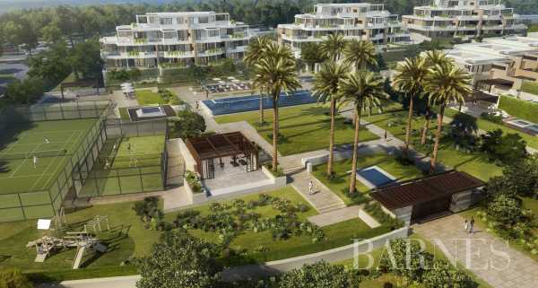 Beachfront apartments in Estepona Estepona  -  ref 4290172 (picture 2)