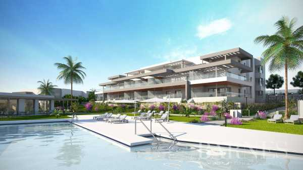 New construction in Valle Romano Estepona  -  ref 3711946 (picture 1)