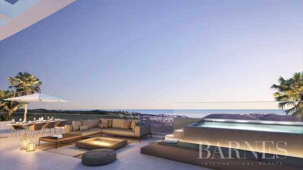 An Exclusive collection of luxury homes : Calanova Golf Course La Cala de Mijas  -  ref 3773586 (picture 2)