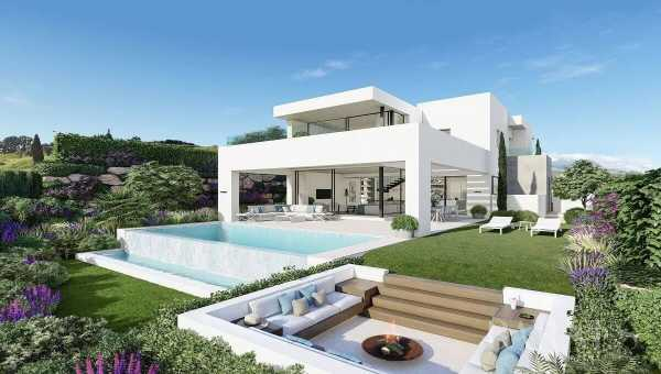 Frontline Golf Villas 3 to 6 Bedrooms Estepona  -  ref 3161223 (picture 3)
