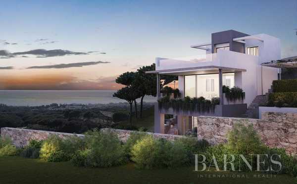 25 maisons avec vue sur la Méditerranée Marbella  -  ref 3876892 (picture 1)