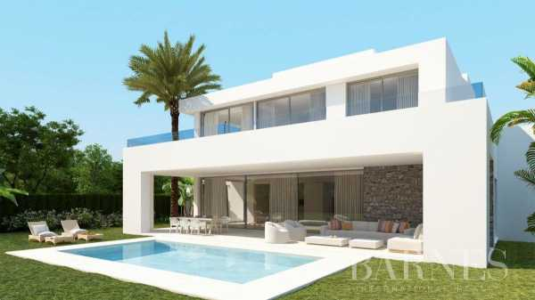 Beautiful Modern villas - Marbella Monteros Rio Real  -  ref 4102878 (picture 1)