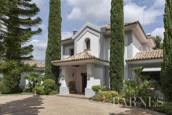 Villa Benahavís  -  ref 3862547 (picture 1)